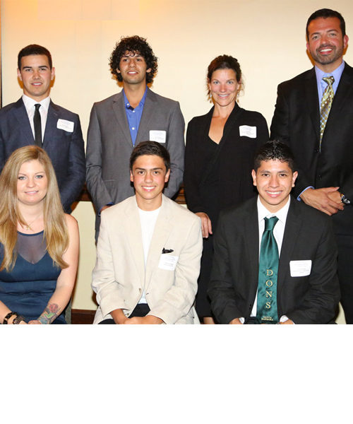 2013 Student Recipients